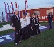 DFU open 2016 Valkyria samt DFU formand